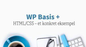 HTML/CSS – et konkret eksempel