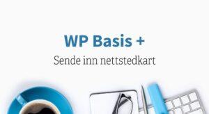 Sende inn nettstedkart WP Basis pluss