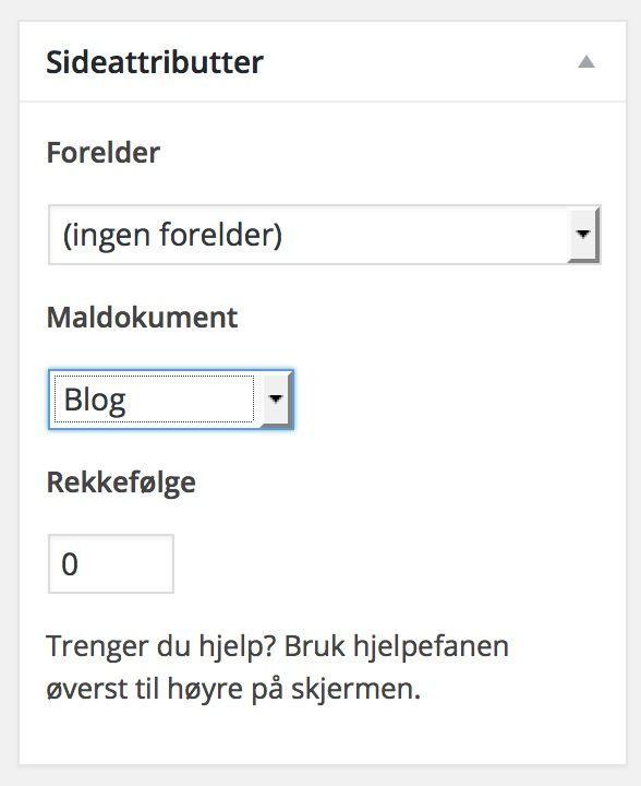 Blog mal