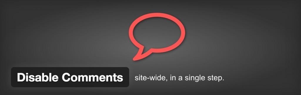 Deaktivere kommentarer på WordPress blogg
