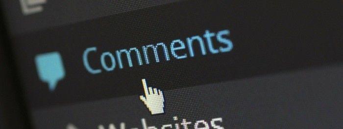 Blogg kommentarer, pluss og minus!