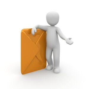 E-post er frivillig