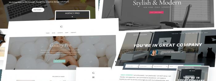 StudioPress temaer