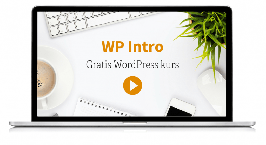 Gratis WordPress kurs!