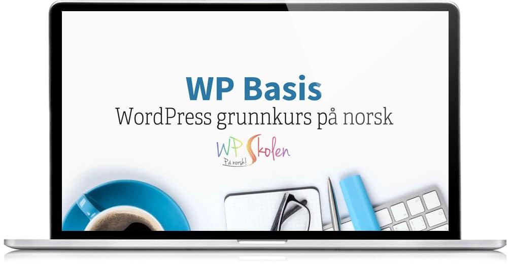 WP Basis wordpress kurs
