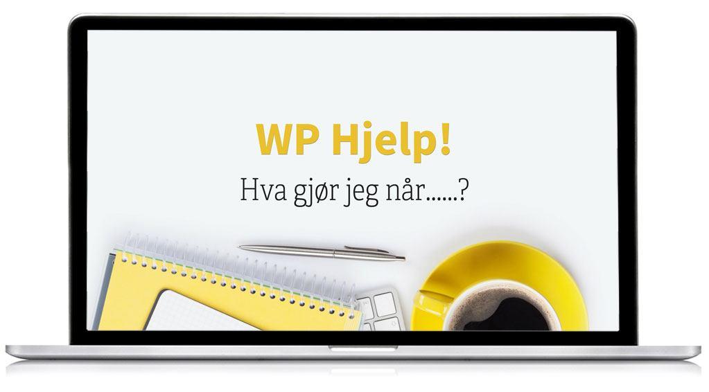 WP Hjelp kurset