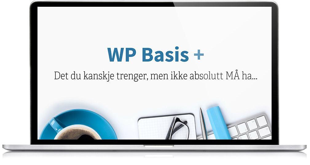 WP Basis pluss