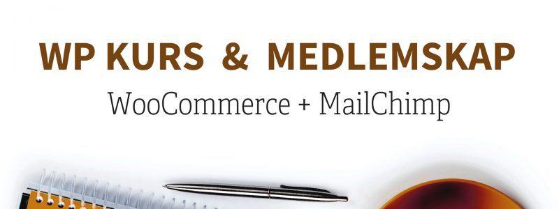 WooCommerce + MailChimp