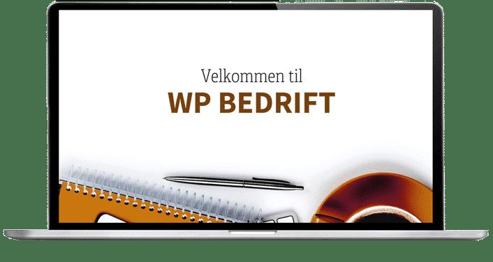 WP Bedrift - vårt kurs om medlemsportal og nettkurs.