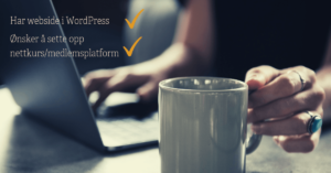 Nettkurs i WordPress