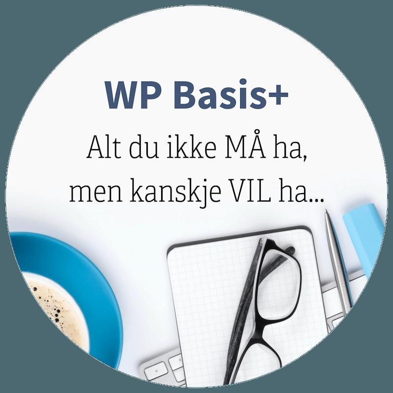 WP Basis+ - Bonus til WP Basis kurset