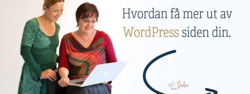 Om Gutenberg i WordPress