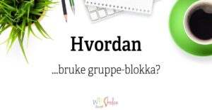 Hvordan i WordPress