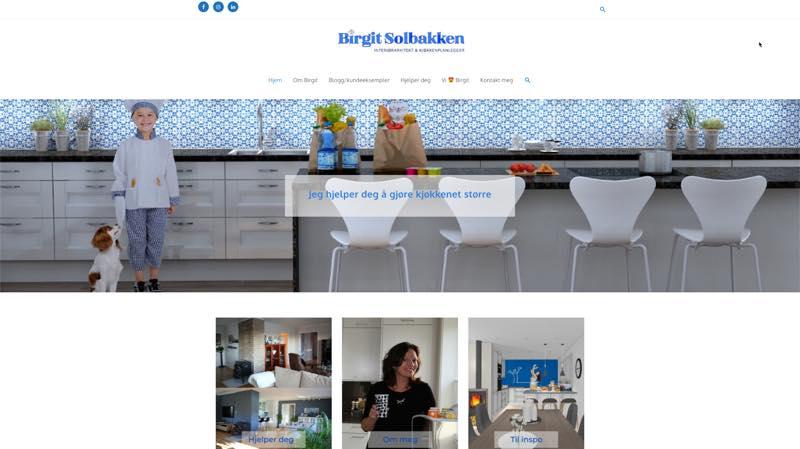 Birgit Solbakken